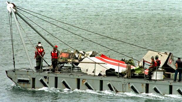TWA Flight 800 disaster - a look back