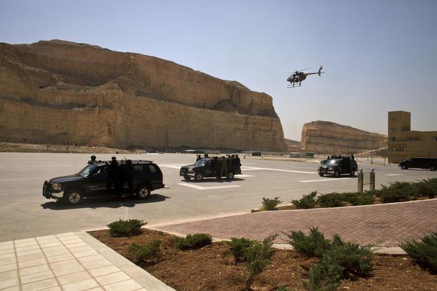 U.S. oversees war games in Jordan amid Syria turmoil