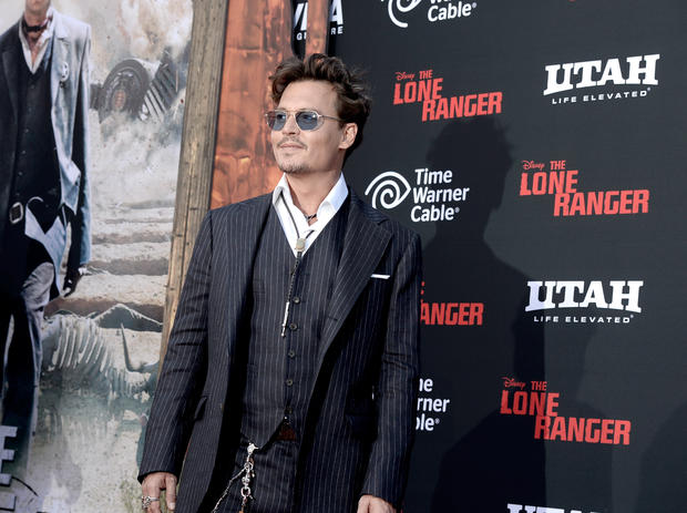 """The Lone Ranger"" premiere"