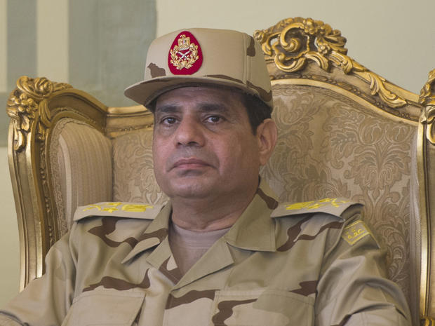 Gen. Abdel-Fattah el-Sissi, egypt