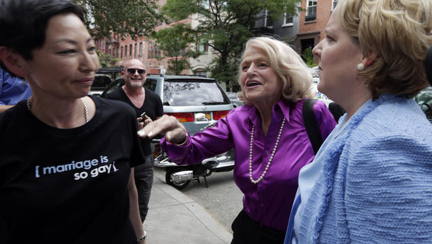 Edith Windsor remembered for her monumental fight for marriage equality