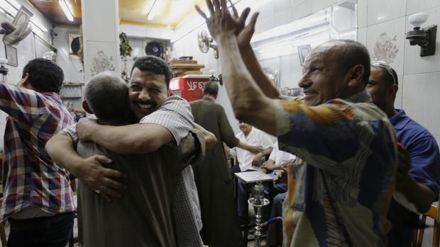 Political upheaval in Cairo