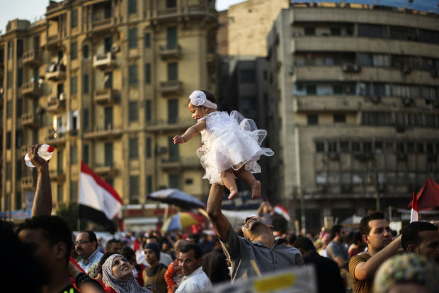 Egypt gets 2nd new government in 2 years