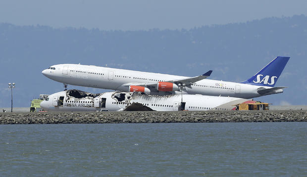 Asiana Airlines crash in San Francisco