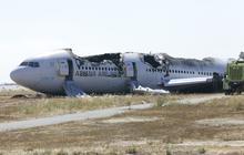 Asiana pilots say landing controls were on auto