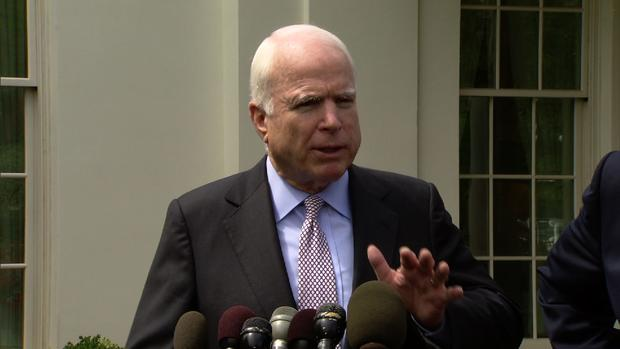 McCain: Piecemeal immigration approach could work