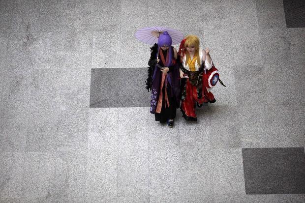 Costume culture in China