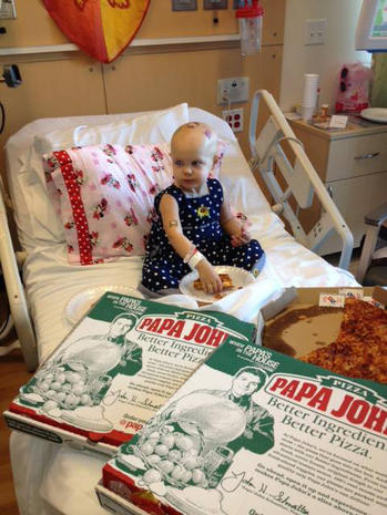 Redditors answer cancer patient's pleas for pizza