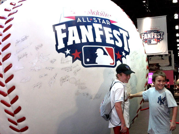 All-Star Fanfest is a hit
