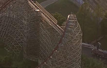 Woman dies on roller coaster at Six Flags Over Texas