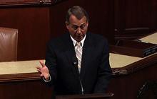 "Boehner: Obama's economy speech will accomplish ""nothing"""