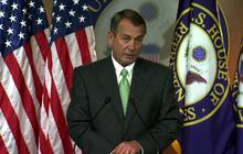 "Boehner slams GOP colleague's ""deeply offensive"" immigration remarks"