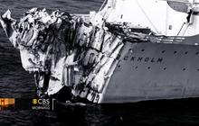 All That Mattered: Ocean liners collide