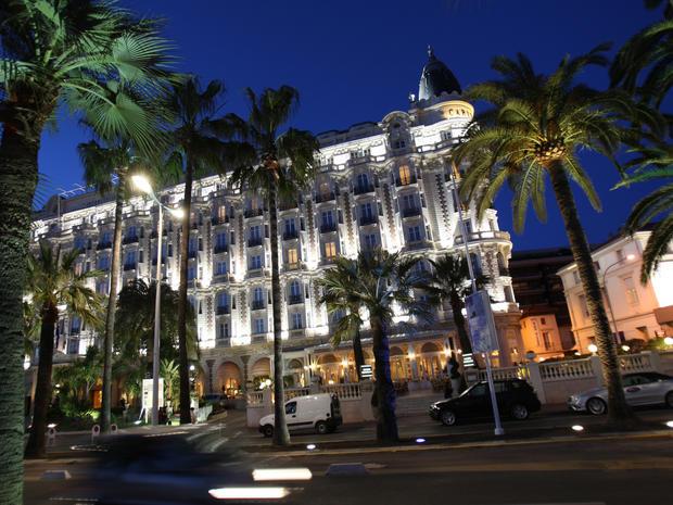 Intercontinental Carlton Hotel, Cannes, France