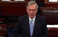 "McConnell: No ""bipartisan input"" in Obama's economy plan"