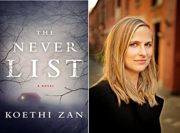 The Never List, Koethi Zan