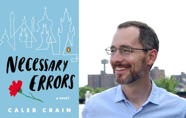 Necessary Errors, Caleb Crain