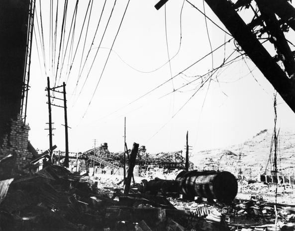 Nagasaki: 68 years after bomb