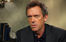 Hugh Laurie: We modeled House character on Sherlock Holmes