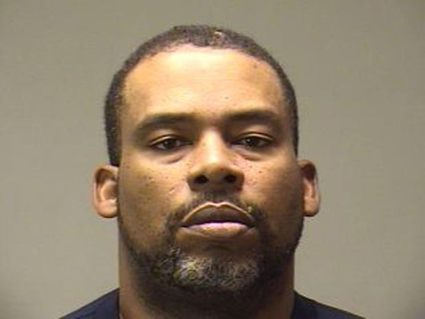 Erbie Bowser, a suspect in two shootings that happened Aug. 7, 2013, is seen in this undated mugshot from a previous arrest.