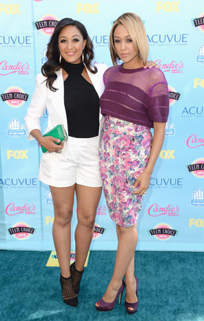 Teen Choice Awards 2013 red carpet