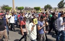 Military holds upper hand in Egypt