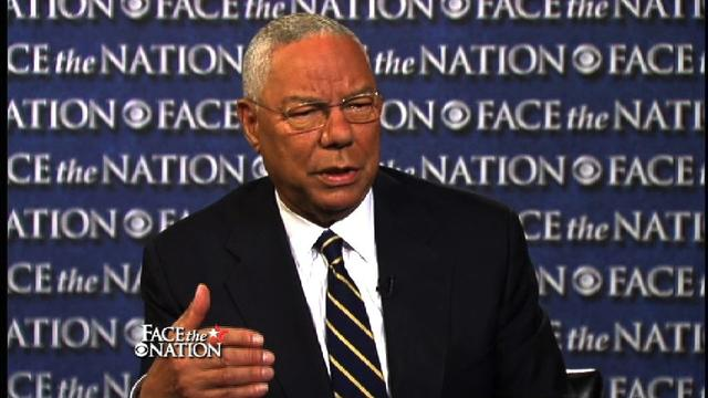 Gen. Colin Powell on race, Republicans