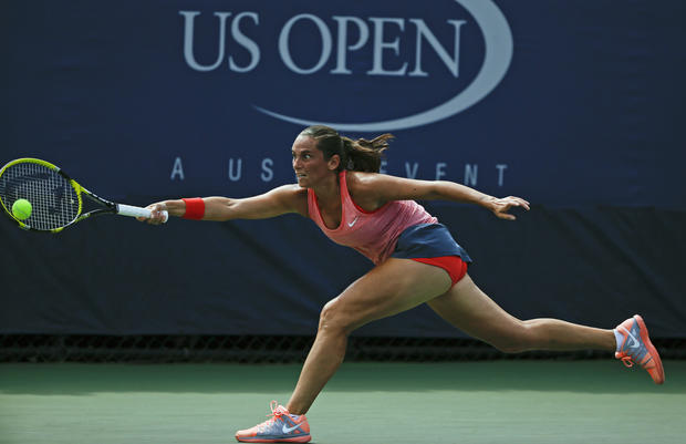 Top shots from U.S. Open