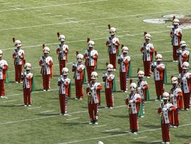 Florida A&M University, band, FAMU