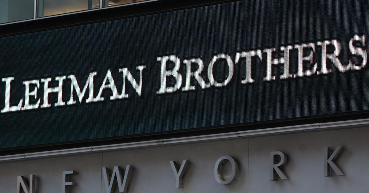 10 years after Lehman, is another crisis brewing?