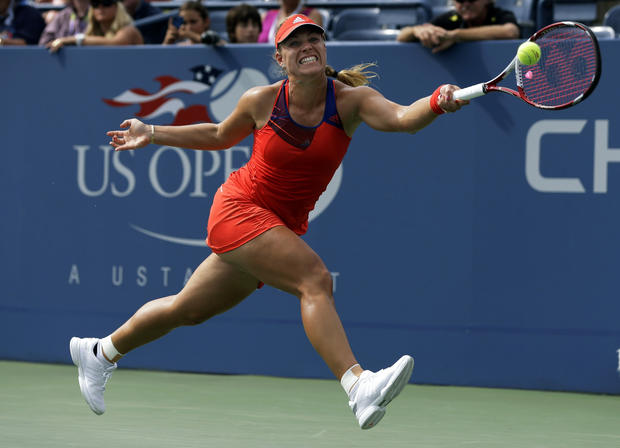 U.S. Open top shots: Week two