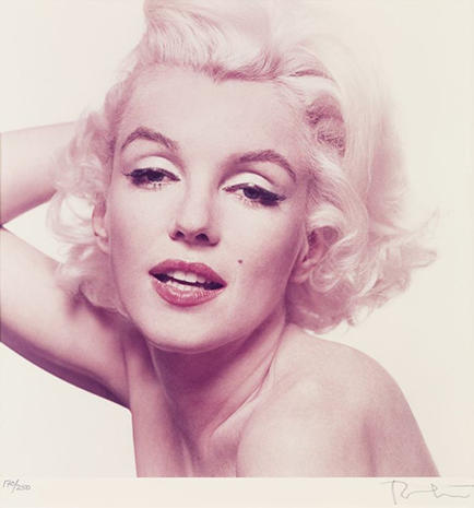 Last photos of Marilyn Monroe