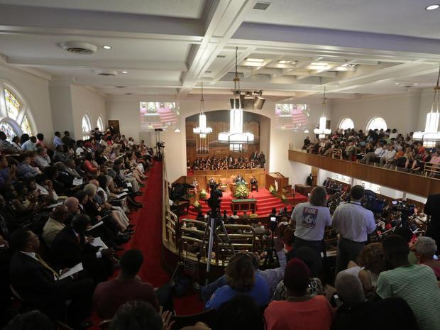16th Street Baptist Church, Birmingham, Ala., bombing