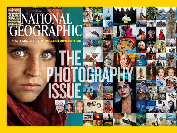 National Geographic's 125th anniversary