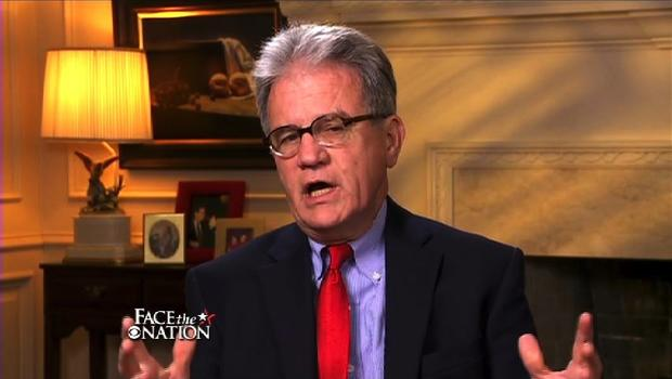 """Coburn: """"We don't have the ability"""" to defund Obamacare"""