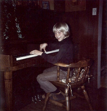 Inside Kurt Cobain's childhood home