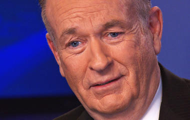 Bill O'Reilly's mom thinks he can be mean