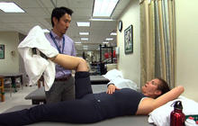 Running-related injuries mount as marathon season approaches