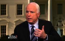 McCain: Democrats moved goalposts on shutdown, debt limit