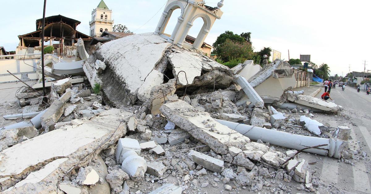 earthquake philippines - photo #30