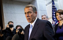 Dickerson: Two Republicans improved their standing during shutdown