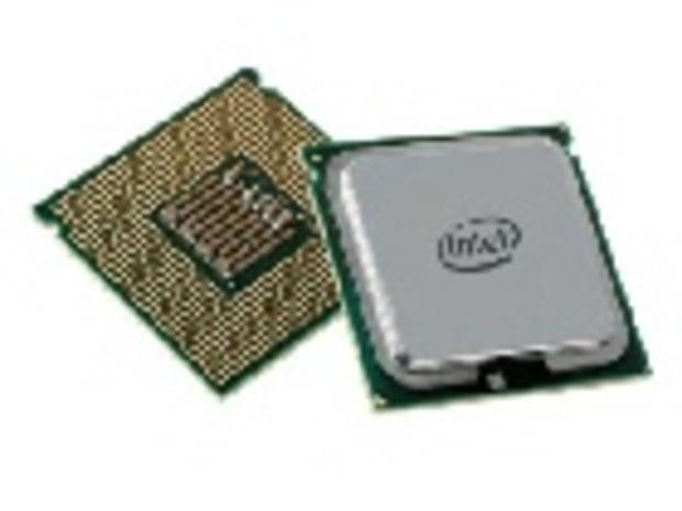 Intel Core 2 Duo Chip