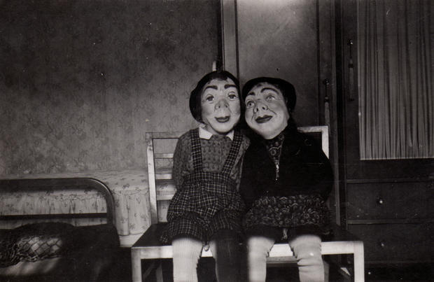 Vintage Halloween , Photo 1 , Pictures , CBS News