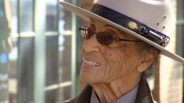 Nation's oldest park ranger happy to return to work