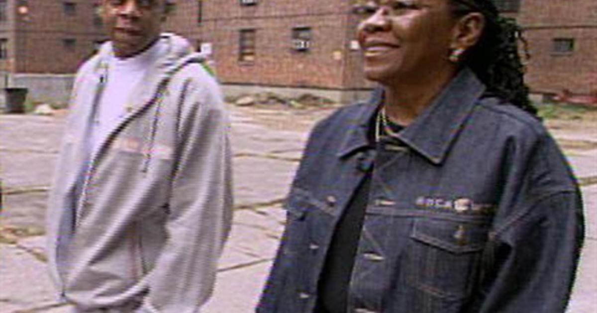 Celebrity Moms: Jay-Z And His Mom - CBS News