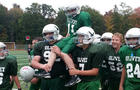 The football players at Olivet Middle School have embraced Keith Orr.
