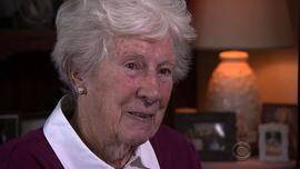 Mae Kelleher, 82, had to have extensive repairs done to her home after Hurricane Sandy.