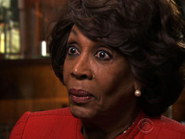 """Rep.  Maxine Waters, D-Calif., says the proposed premium increases are """"outrageous"""" and must be put on hold."""