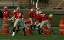 Do football helmets prevent concussions?