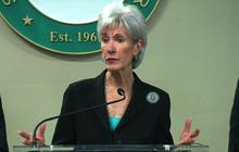"""Sebelius: No """"specific proposal"""" to help those with dropped coverage"""